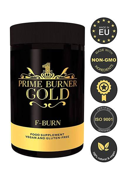 prime burner gold