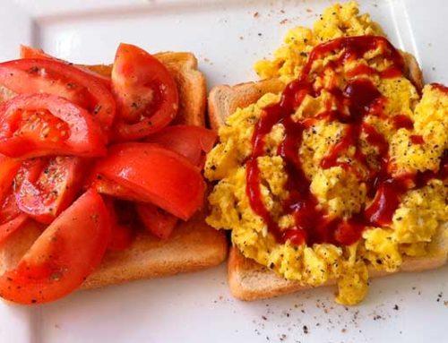 Desayuno proteico – Qué comer por las mañanas para ganar masa muscular