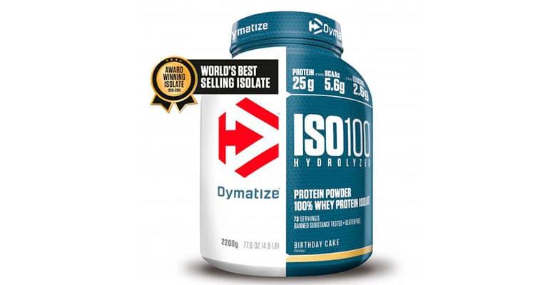 proteina dymatize iso 100