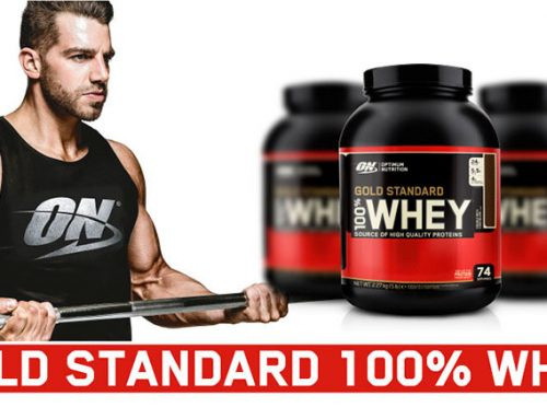 Optimum Nutrition 100% Whey Gold Standard: Opiniones