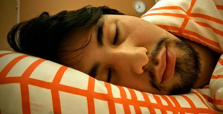 hidratos de carbono mientras duermes