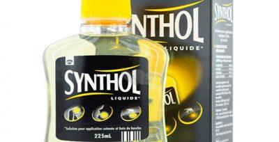 synthol como se usa y que peligros tiene