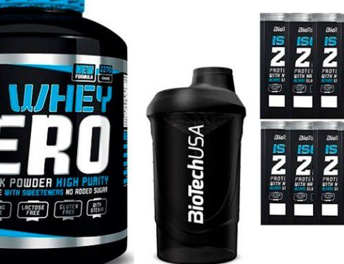 Iso whey zero: opiniones y análisis. ¿Es efectiva esta proteina?