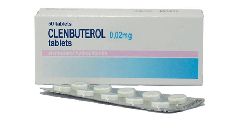 Efectos clenbuterol para adelgazar