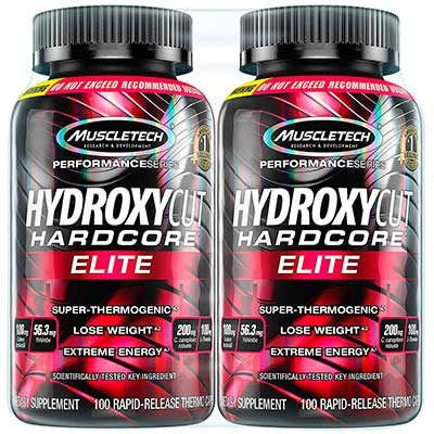 hydroxycut 2 botellas