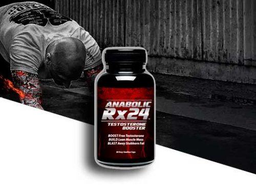 Anabolic RX24: Análisis, precio, dónde comprar, como tomar
