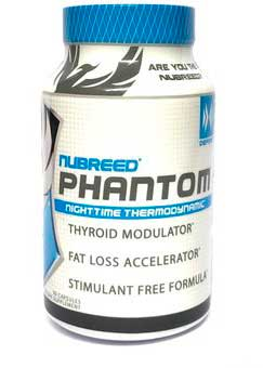 phantom xs bote nubreed nutrition