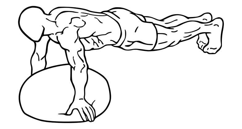 ejercicios con bosu