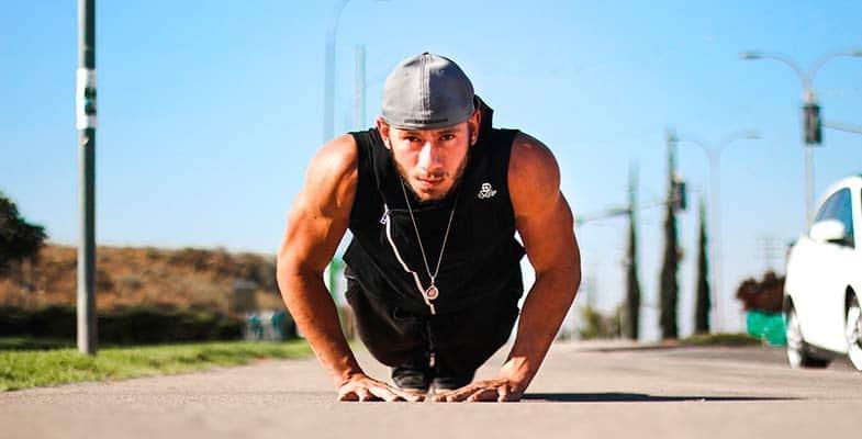 musculacion sin pesas